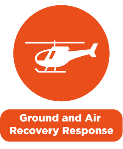 ground-and-air-response