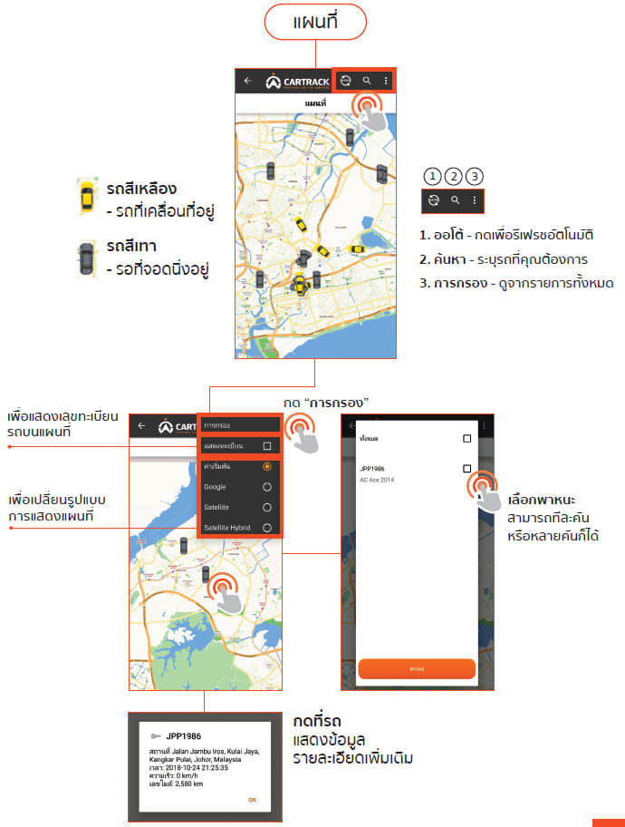 cartrack-application-manual-map